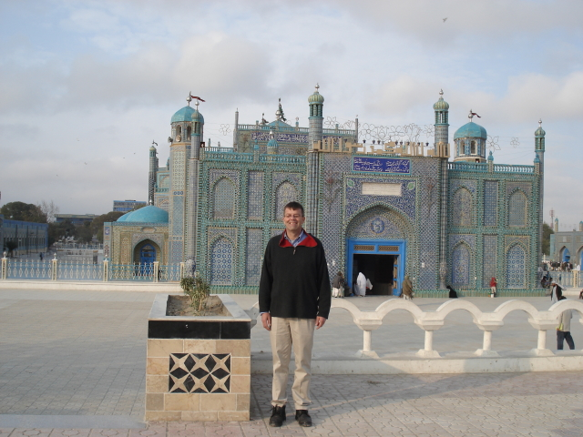 2006 11 19 shrine and mosque - Mazar 7
